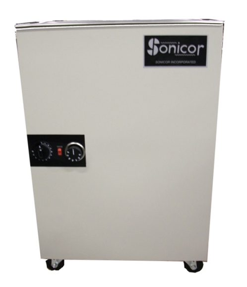 MS-400-5 Gal Mobile Ultrasonic Cleaner